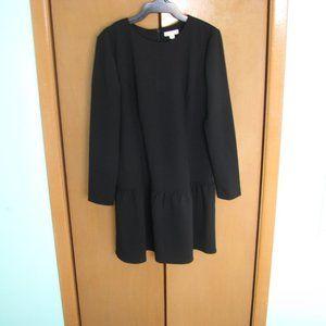 BlackLong-Sleeve Dress by Lila Rose